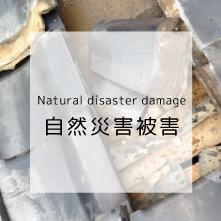 自然災害被害
